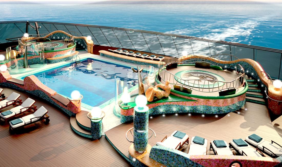 Cruise festival * MSC FANTASIA