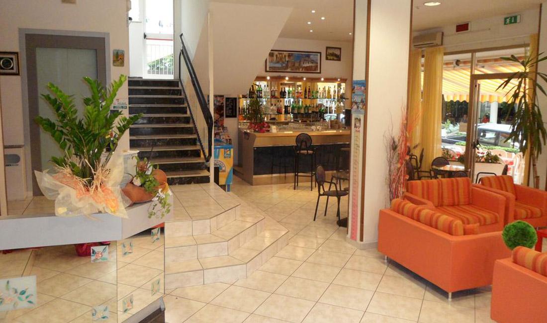 Hotel Galileo Rimini, Italy