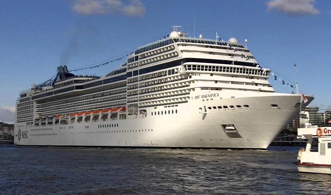 Cruise festival *MSC Magnifica