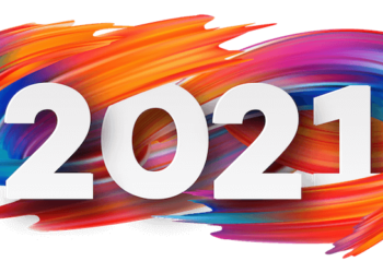 Flat-design-new-year-2021-on-transparent-background-PNG